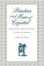 Printers and Men of Capital