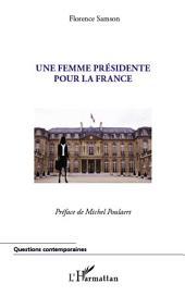 Une femme présidente pour la France