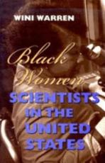 Black Women Scientists in the United States PDF