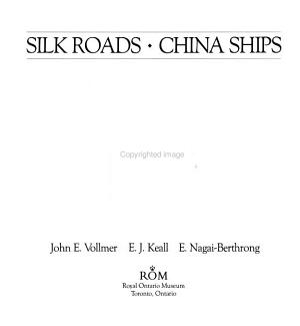 Silk Roads  China Ships