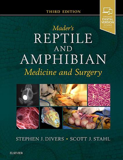 Mader s Reptile and Amphibian Medicine and Surgery  E Book PDF