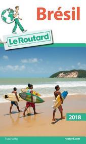 Guide du Routard Brésil 2018