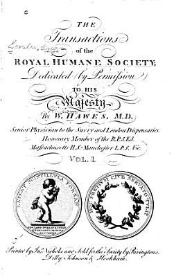 Transactions of the Royal Humane Society PDF