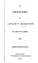 The Complete Works of Captain F. Marryatt