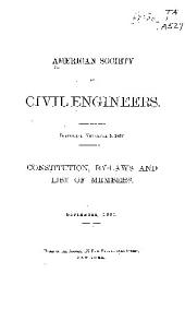 Year Book - American Society of Civil Engineers