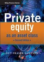 Private Equity as an Asset Class PDF