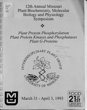 Current Topics in Plant Biochemistry and Physiology PDF