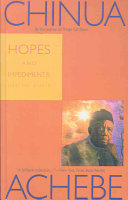 Hopes and Impediments, Selected Essays
