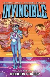 Invincible Vol. 21: Modern Family