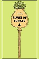 Flora of Turkey, Volume 4