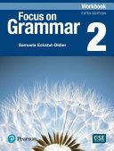 Focus on Grammar 2 Workbook PDF