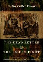 The Dead Letter and The Figure Eight PDF