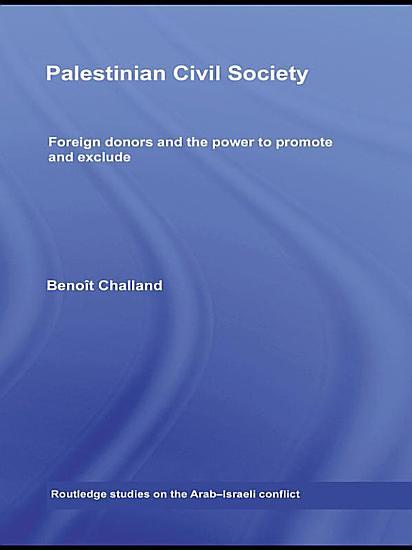 Palestinian Civil Society PDF