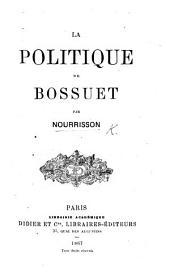 La Politique de Bossuet