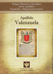 Apellido Valenzuela: Origen, Historia y heráldica de los Apellidos Españoles e Hispanoamericanos