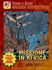 Robin e Mary - Missione in Africa