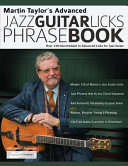 Martin Taylor s Advanced Jazz Guitar Licks Phrase Book PDF
