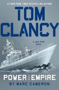 Tom Clancy Power and Empire Book
