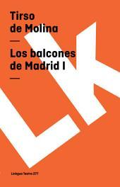 Los balcones de Madrid I
