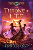 The Kane Chronicles  The  Book Two  Throne of Fire PDF