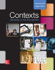 Contexts  Reading in the Disciplines PDF