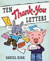 Ten Thank You Letters PDF