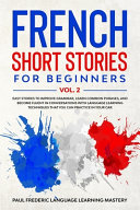 French Short Stories for Beginners Vol  2 PDF