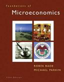 Foundations of Microeconomics PDF
