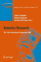 Robotics Research: The 14th International Symposium ISRR