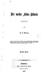 Det norske folks historie: deel, 6 afsnit. Borgerkrigene. Kongemagtens sejr over aristokratiet