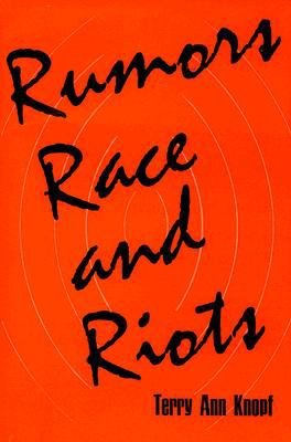 Rumors  Race  and Riots PDF