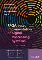FPGA based Implementation of Signal Processing Systems PDF