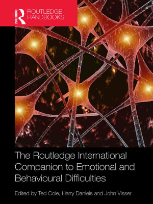 The Routledge International Companion to Emotional and Behavioural Difficulties PDF