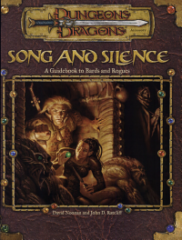 Song And Silence Book