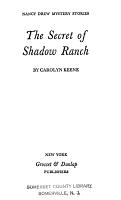 The Secret of Shadow Ranch PDF