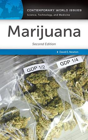 Marijuana  A Reference Handbook  2nd Edition PDF