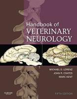 Handbook of Veterinary Neurology   E Book PDF