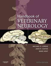 Handbook of Veterinary Neurology - E-Book: Edition 5