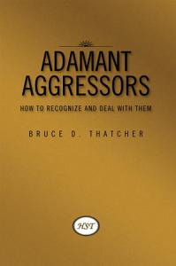 Adamant Aggressors Book