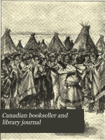 Canadian Bookseller and Library Journal