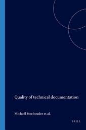 Quality of Technical Documentation