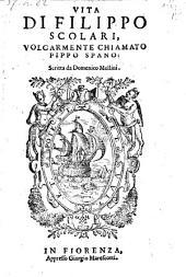 Vita di Filippo Scolari volgarmente chiamato Pippo Spano