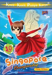 KKPK Little Ballerina 3: Singapore Championship