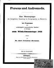 Perseus und Andromeda PDF