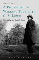 A Philosophical Walking Tour with C  S  Lewis PDF