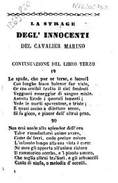 La strage degl'innocenti: Volume 2