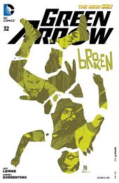 Green Arrow (2011- ) #32