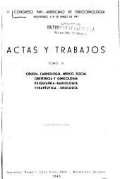Anais do Congresso Pan-Americano de Endocrinologia