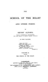 The school of the heart, and other poems