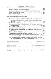 The Practitioner: Volume 31